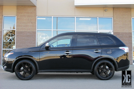 mitsubishi outlander gianelle lucca giovanna luxury wheels. Black Bedroom Furniture Sets. Home Design Ideas