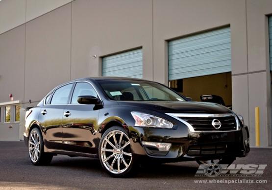 Nissan Altima Gianelle Cuba 10 Giovanna Luxury Wheels