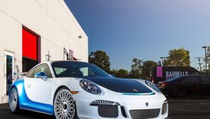 PORSCHE 911 GT3 – GFG FM808