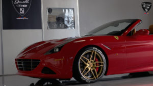 FERRARI CALIFORNIA – GFG FORGED FM757