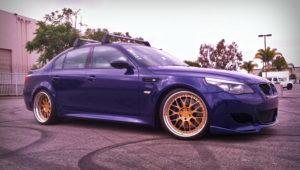 BMW M5 – GFG GAVAR II
