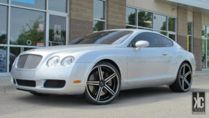 BENTLEY CONTINENTAL GT – GIANELLE LUCCA