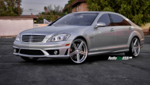 MERCEDES BENZ S CLASS – GIANELLE LUCCA
