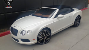 BENTLEY CONTINENTAL GT – KOKO KUTURE MASSA 7