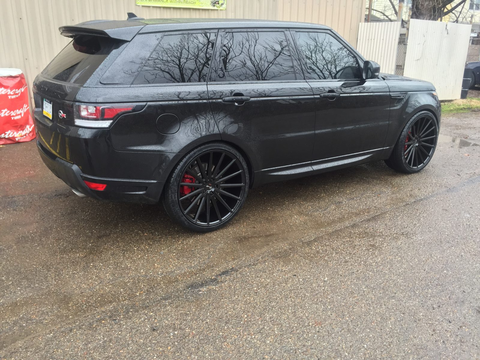 RANGE ROVER SPORT – VERDI – Giovanna Luxury Wheels