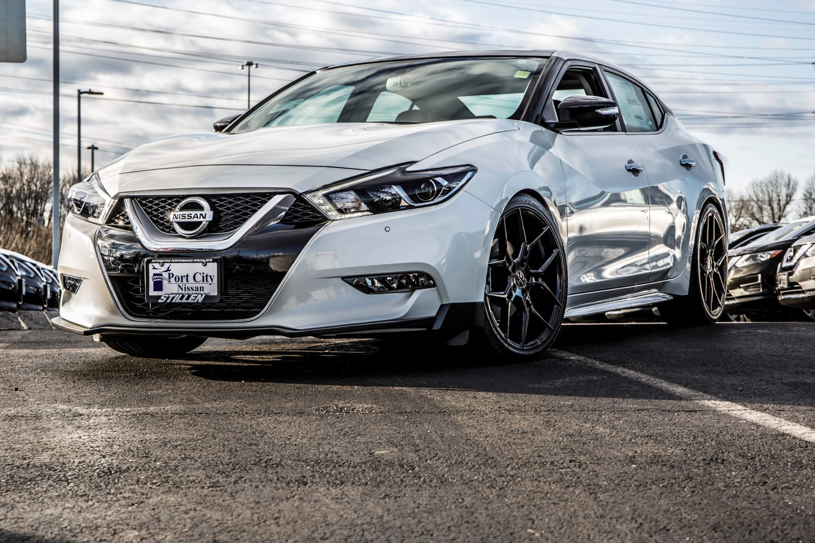 Nissan Maxima Haleb Giovanna Luxury Wheels