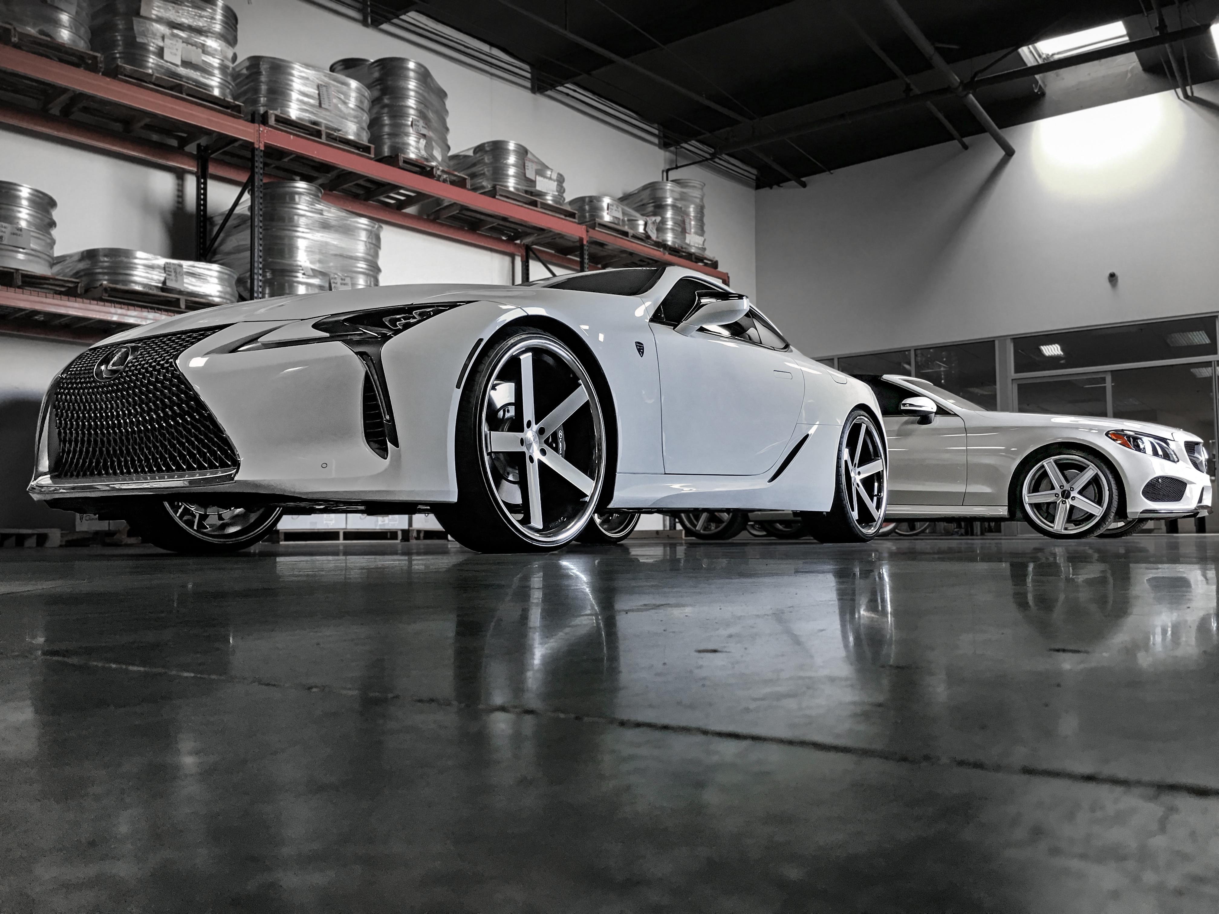 Lexus Lc500 Meccaff 3 Giovanna Luxury Wheels