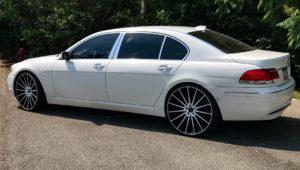 BMW 750i – VERDI