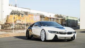 BMW I8 – LEMANS