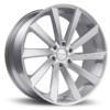 Kapan Wheel Gloss Silver