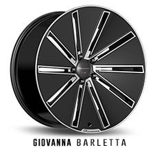 Giovanna Luxury Wheels Giovanna Luxury Concave Wheels For Cars