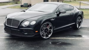 BENTLEY GT – ATLANTIC