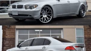 BMW 7 SERIES – NOVE FF