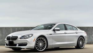 BMW GRAN COUPE – SPIRA FF