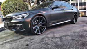BMW 550 – KAPAN
