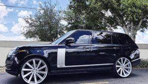 Range Rover – Kapan