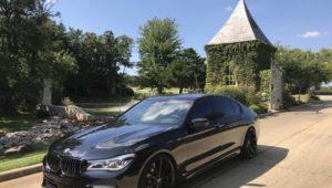 BMW 550i – KAPAN