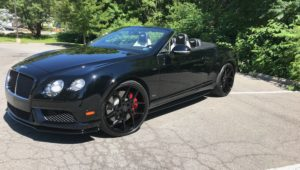BENTLEY GTC – DILIJAN