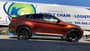 BMW X6 – GIANELLE BOLOGNA