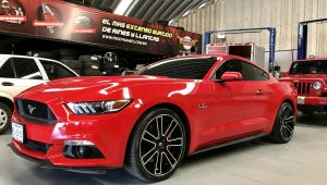 FORD MUSTANG – KOKO KUTURE MASSA-7