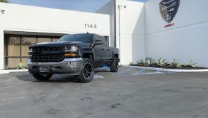 CHEVROLET SILVERADO – SOLiD ATOMIC