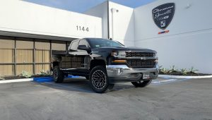 CHEVROLET SILVERADO – SOLiD CREED