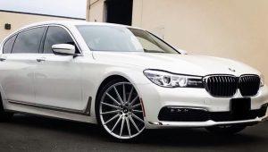 BMW 750I – GIANELLE VERDI