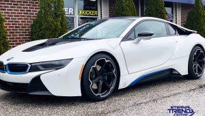 BMW i8 – GIOVANNA DALAR X