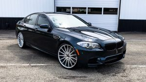 BMW M5 – GIANELLE VERDI