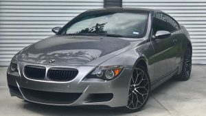 BMW M6 – GIANELLE MONTE CARLO