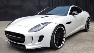 JAGUAR F-TYPE – GFG FORGED X-05