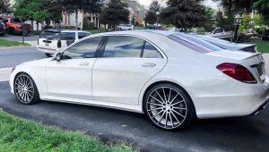 Mercedes S Class – Verdi