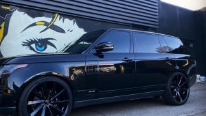 Range Rover Kapan