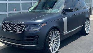 Range Rover – Verdi
