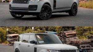 Range Rover – Monte Carlo