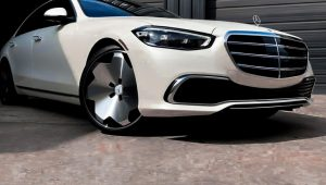 Mercedes S580 – Massis