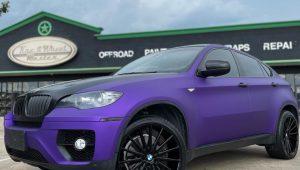 BMW X6 – Verdi