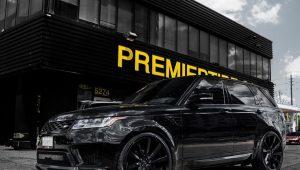 Range Rover Sport – Kapan