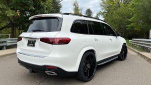 Mercedes GLS – Bogota